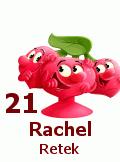 21. Rachel Retek